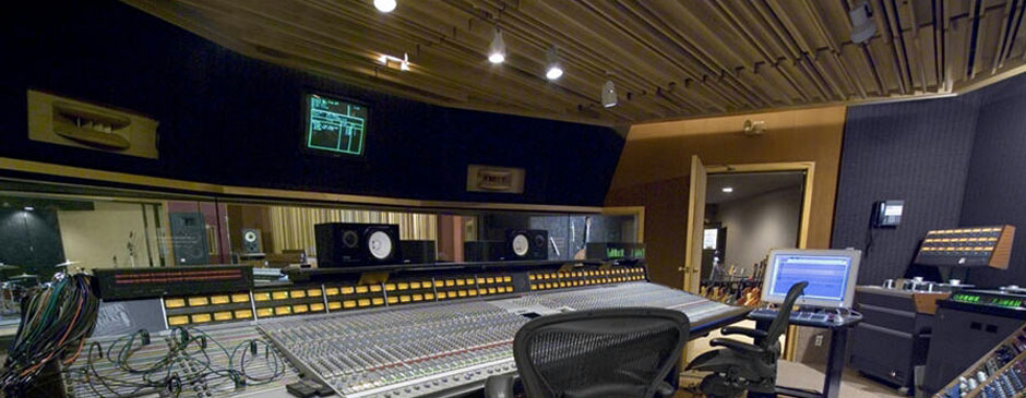 Acoustic Treatment of Recording Studios